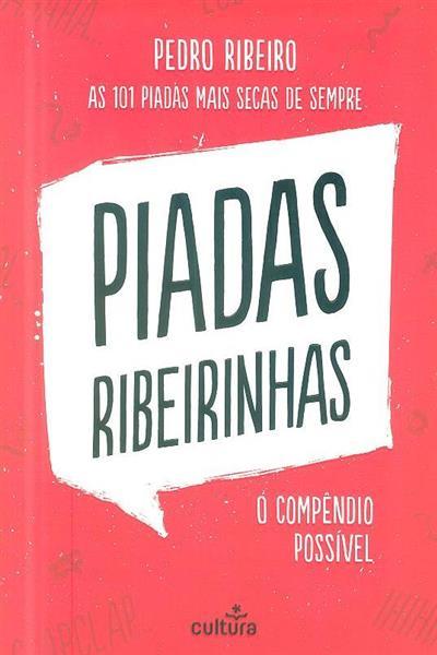 Piadas ribeirinhas (Sérgio Pereira)