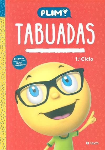 Tabuadas Plim! (il. Célia Fernandes)