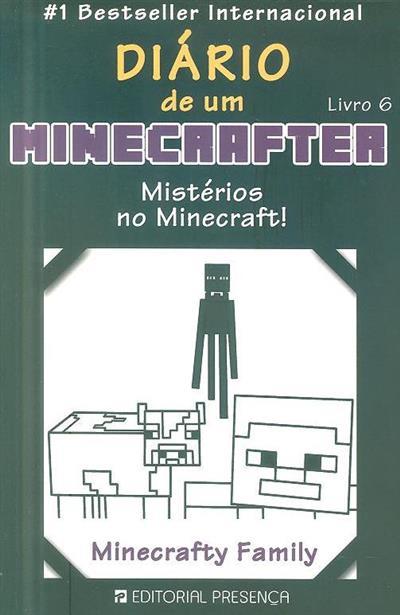 Mistérios no Minecraft! (Minecrafty Family)