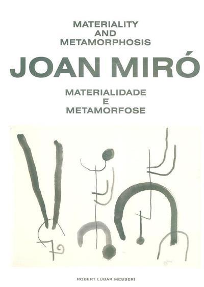 Joan Miró (curador Robert Lubar Messeri)