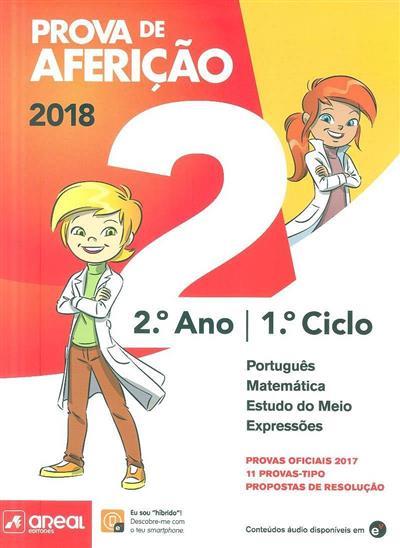 Provas de aferição 2018 (Carla Barbosa... [et al.])