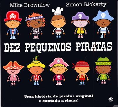 Dez pequenos piratas (Mike Brownlow)