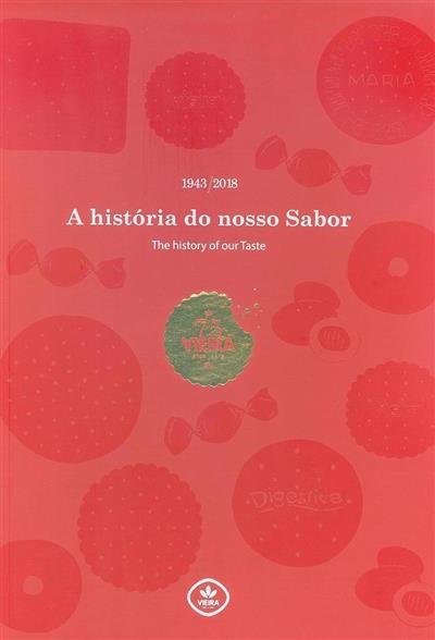 A história do nosso sabor (Virgílio Borges Pereira... [et al.])