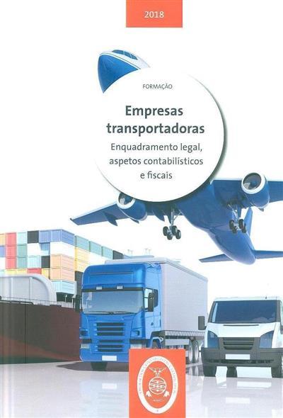 Empresas transportadoras (Paula Franco, João Jacinto)