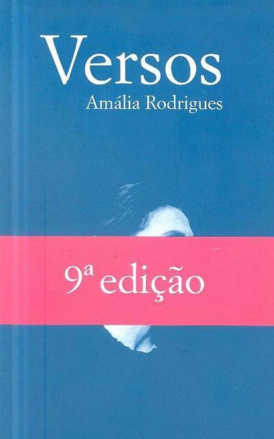 Versos (Amália Rodrigues)