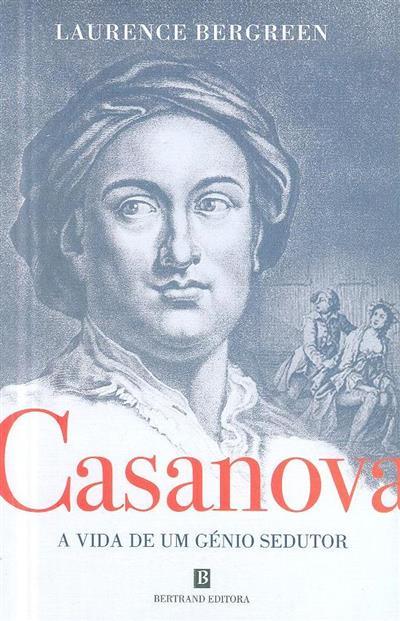 Casanova (Laurence Bergreen)