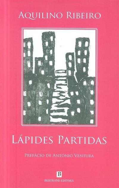 Lápides partidas (Aquilino Ribeiro)