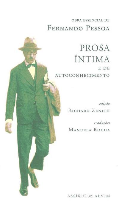 Prosa íntima e de autoconhecimento (Fernando Pessoa)