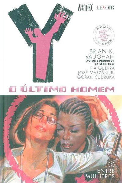 Entre mulheres (Brian K. Vaughan)