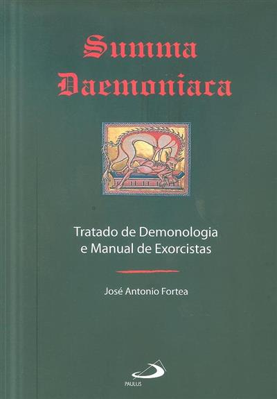 Summa daemoniaca (José Antonio Fortea)