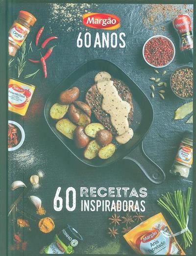 60 receitas inspiradoras (textos Isabel Ribeiro)