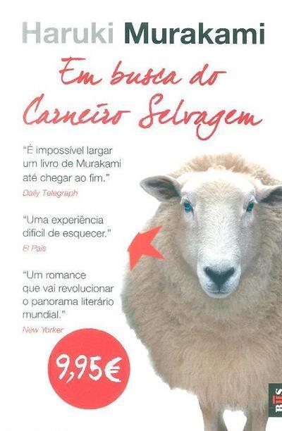 Em busca do carneiro selvagem (Haruki Murakami)