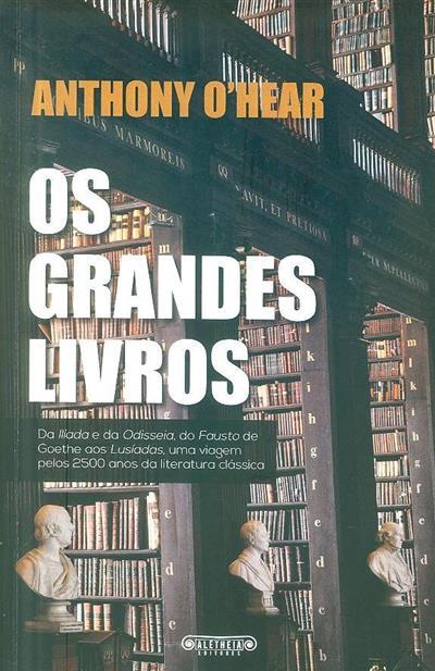 Os grandes livros (Anthony O'Hear)