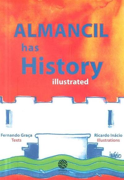 Almancil has history ilustrated (Fernando Graça)