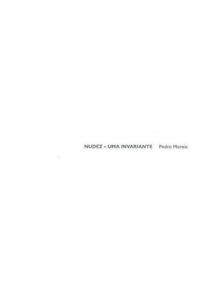 Nudez (Pedro Morais)