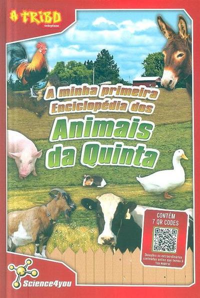A minha primeira enciclopédia dos animais da quinta (Inês Martins)