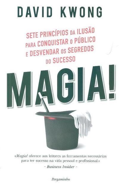 Magia! (David Kwong)