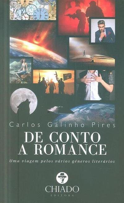 De conto a romance (Carlos Galinho Pires)