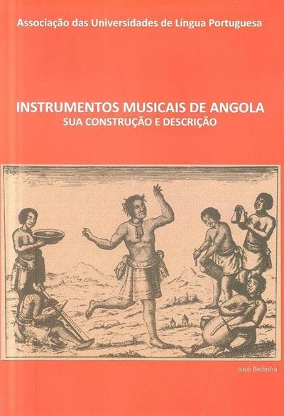 Instrumentos musicais de Angola (José Redinha)