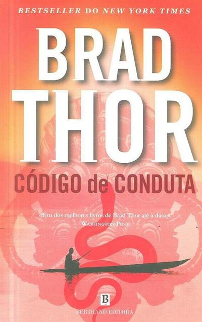 Código de conduta (Brad Thor)