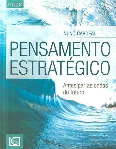 Pensamento estratégico (Nuno Cardeal)