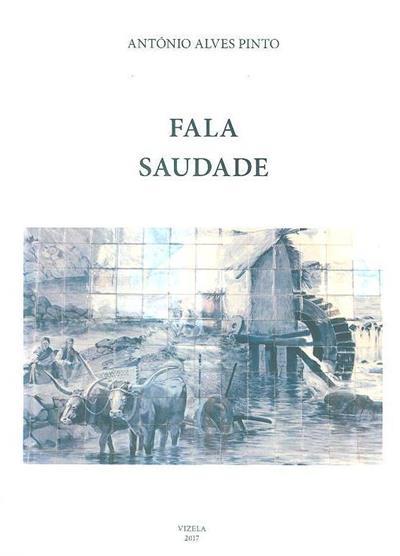 Fala saudade (António Alves Pinto)