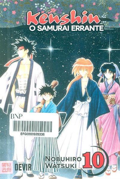 Mestre e discíplo (Nobuhiro Watsuki)