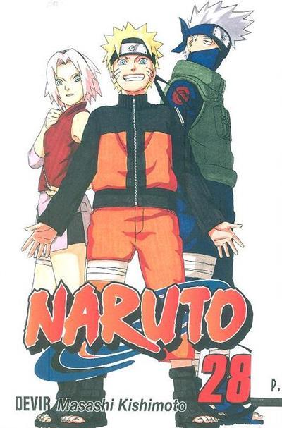 O regresso de Naruto (Masashi Kishimoto)