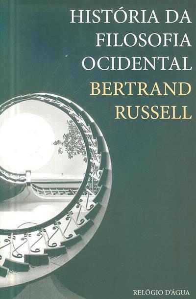 História da filosofia ocidental (Bertrand Russel)