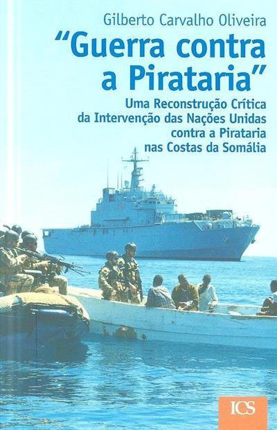 Guerra contra a pirataria (Gilberto Carvalho Oliveira)