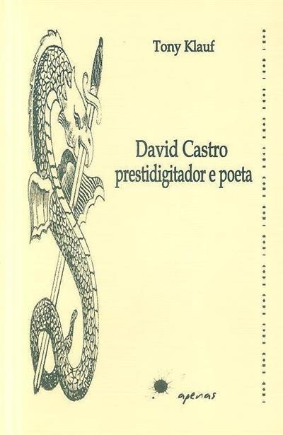 David Castro (Tony  Klauf)