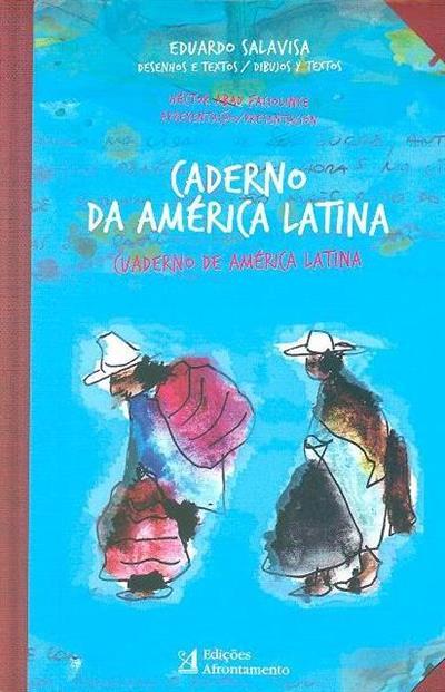 Caderno da América Latina (des. e textos Eduardo Salavisa)