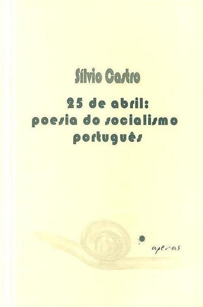 25 de Abril (Sílvio Castro)