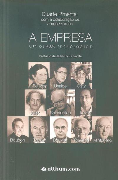 A empresa (Duarte Pimentel)