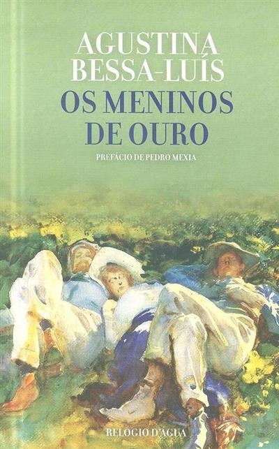 Os meninos de ouro (Agustina Bessa-Luís)