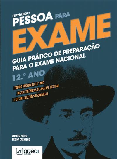 Fernando Pessoa para exame (Andreia Sousa, Regina Carvalho)