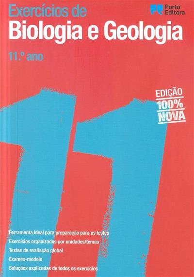 Exercícios de biologia e geologia, 11º ano (Clara Vasconcelos, Vítor Silva, Joana Faria)