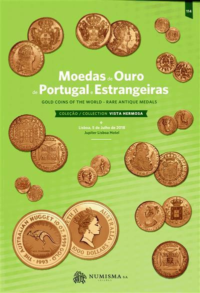 Moedas de ouro de Portugal e estrangeiras (coord. cient. Javier Saez Salgado... [et al.])