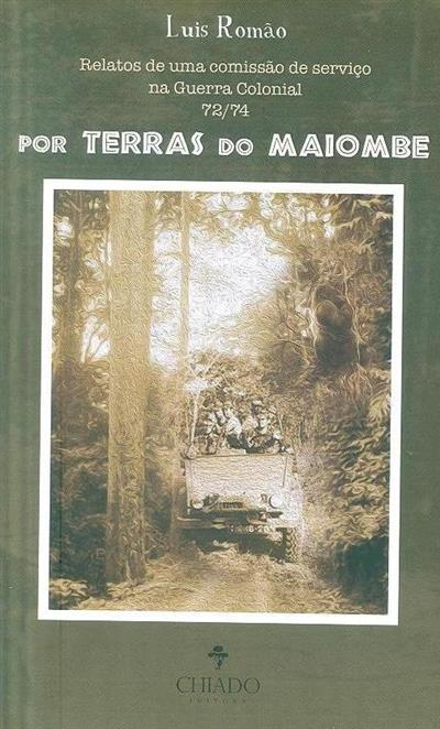 Por terras do Maiombe (Luís Romão)