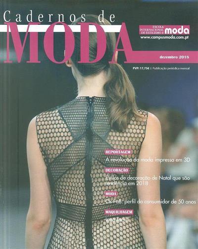 Cadernos de moda (ed. Ediclube)