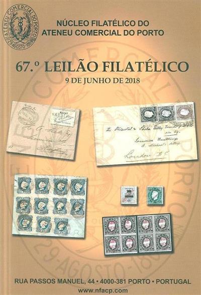 67º leilão filatélico (Núcleo Filatélico do Ateneu Comercial do Porto)