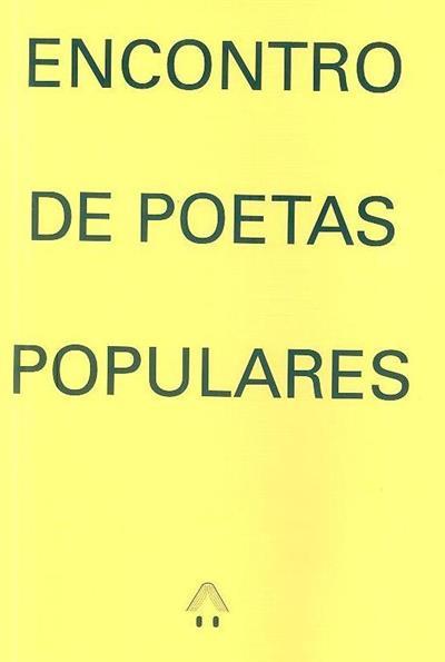 Encontro de Poetas Populares