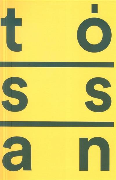 Tóssan (textos Jorge Silva, José Bártolo)