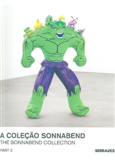 A Coleção Sonnabend (curador e textos António Homem)