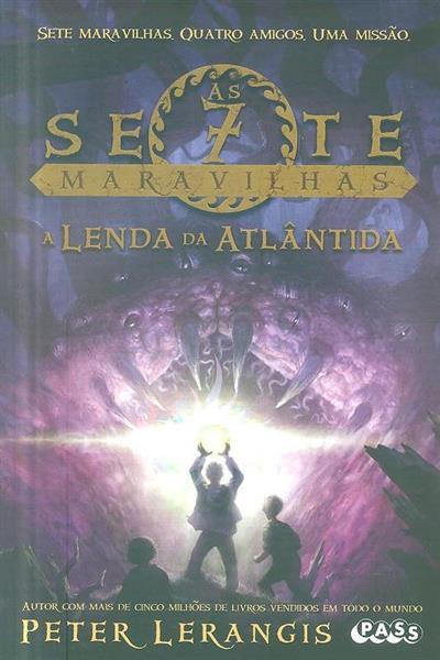A lenda da Atlântida (Peter Lerangis)