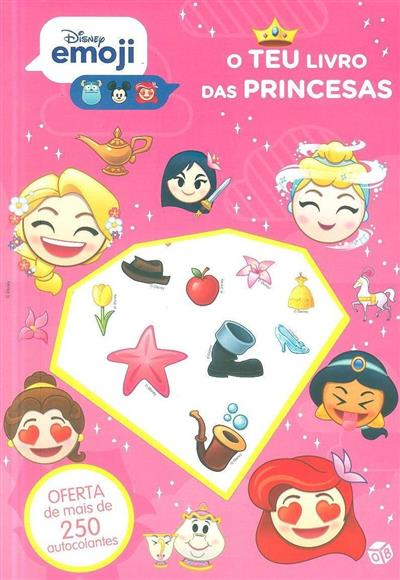 O teu livro das princesas