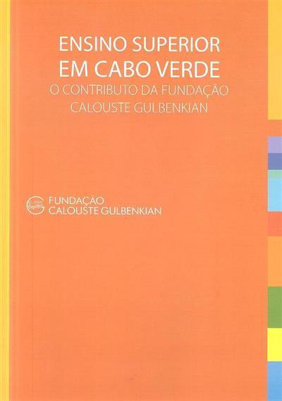 Ensino Superior em Cabo Verde (Maria Adriana Sousa Carvalho)