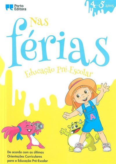 Educação pré-escolar, 4-5 anos (Maria João Lima, Olinda Moreira Vieira)