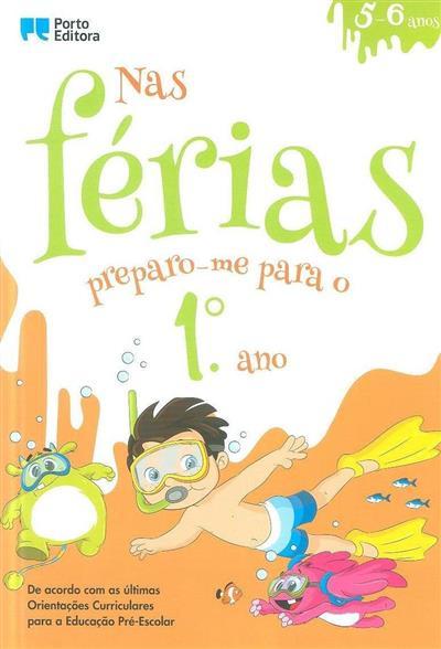 Preparo-me para o 1º ano, 5-6 anos (Maria João Lima, Olinda Moreira Vieira)