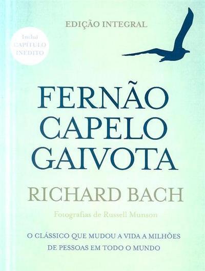 Fernão Capelo Gaivota (Richard Bach)